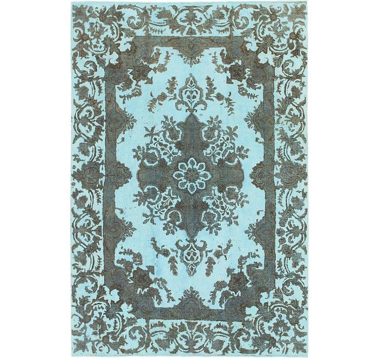 7' 3 x 10' 8 Ultra Vintage Persian Rug