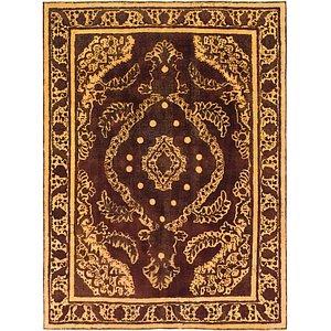 Unique Loom 9' 7 x 12' 4 Ultra Vintage Persian Rug