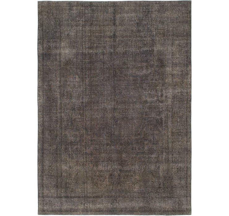 9' 5 x 13' 4 Ultra Vintage Persian Rug