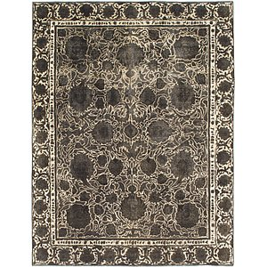 HandKnotted 8' 6 x 11' 6 Ultra Vintage Persian Rug