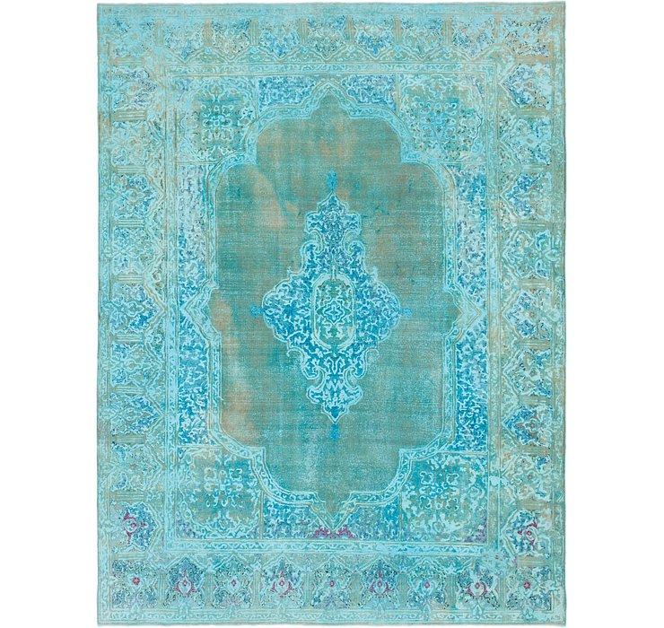 10' x 13' 5 Ultra Vintage Persian Rug