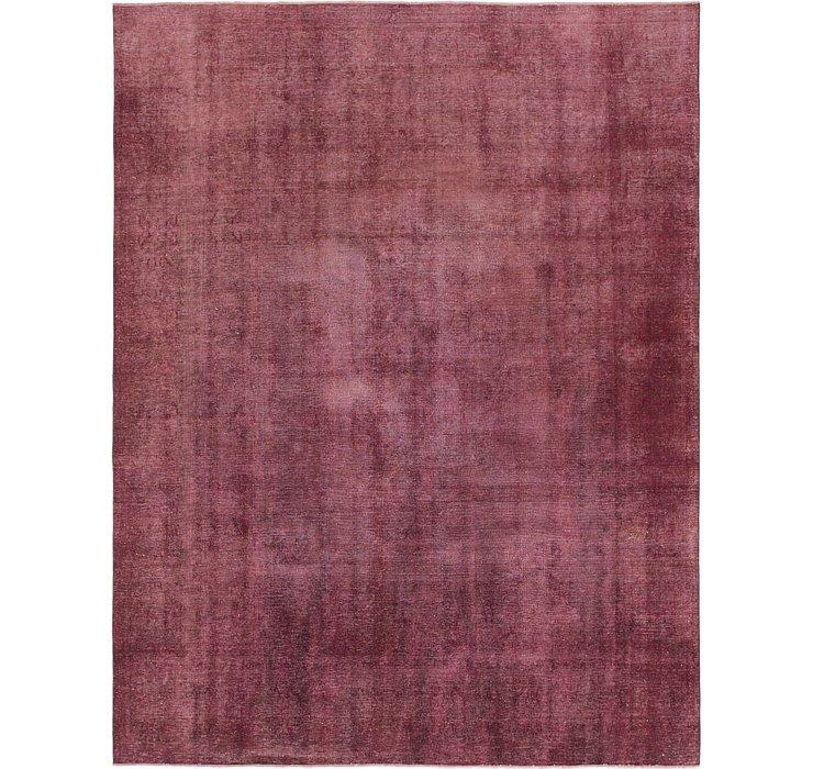 9' 8 x 12' 6 Ultra Vintage Persian Rug