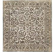 Link to 292cm x 310cm Ultra Vintage Persian Square Rug