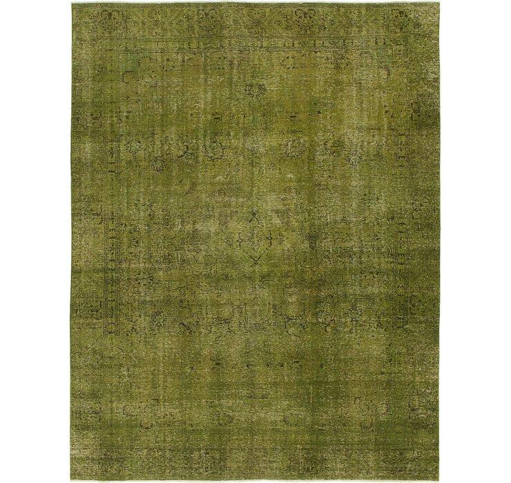 9' 3 x 12' 5 Ultra Vintage Persian Rug