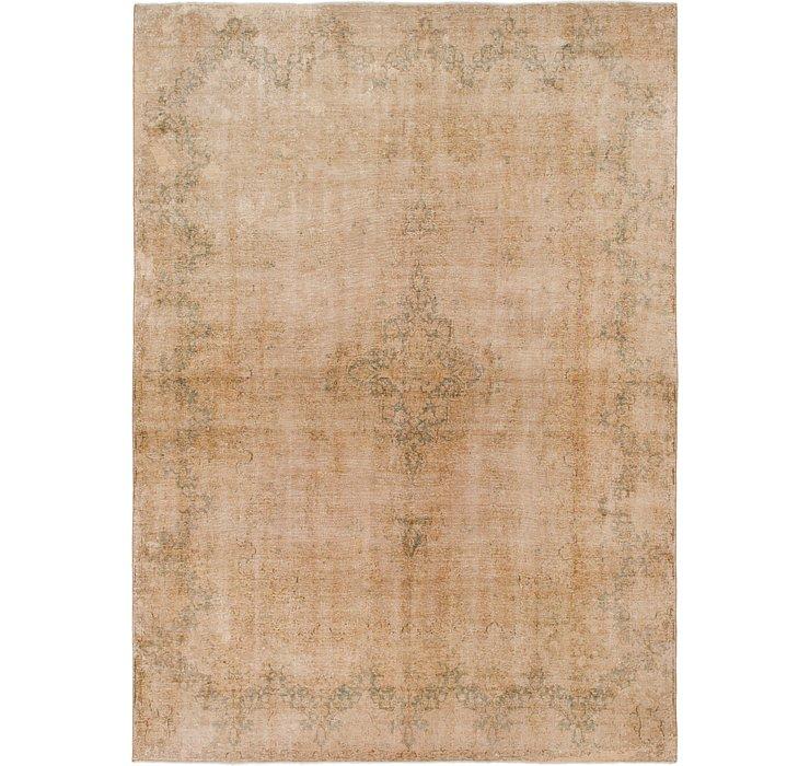 9' 10 x 13' 6 Ultra Vintage Persian Rug