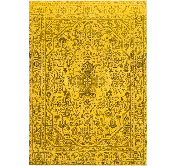 7' 10 x 11' 4 Ultra Vintage Persian Rug