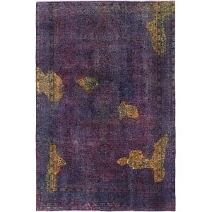 5' 10 x 9' Ultra Vintage Persian Rug