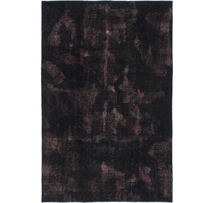 195cm x 300cm Ultra Vintage Persian Rug