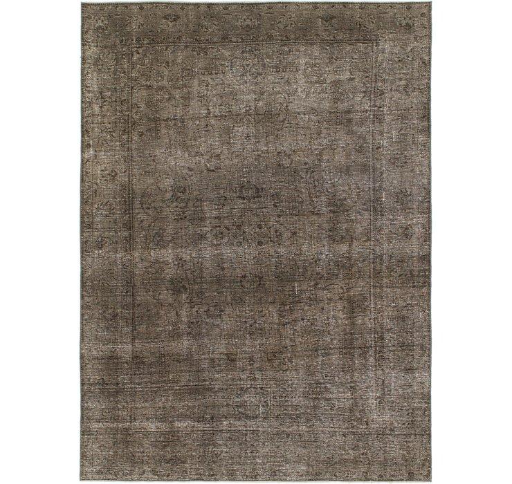 6' 7 x 9' 2 Ultra Vintage Persian Rug
