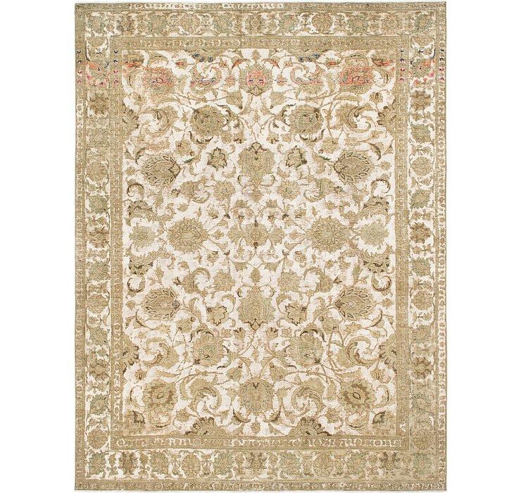 9' 8 x 12' 10 Ultra Vintage Persian Rug