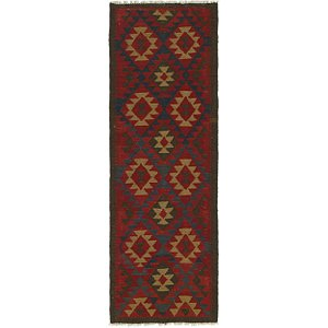 Link to 2' 2 x 6' 3 Kilim Maymana Runner Rug item page