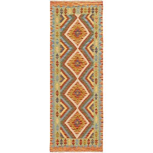 Link to 2' 2 x 6' 2 Kilim Maymana Runner Rug item page