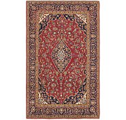 Link to 6' 5 x 10' 6 Kashan Persian Rug