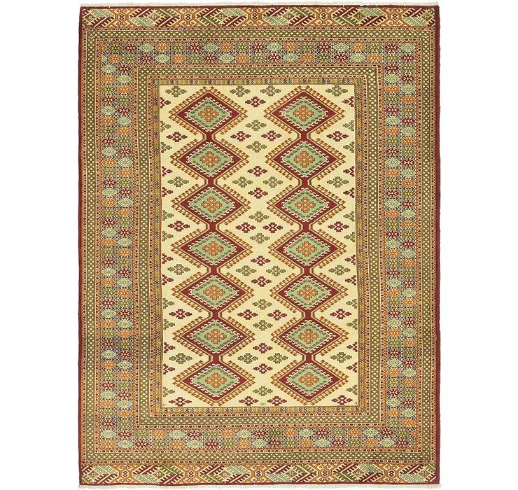 6' 9 x 9' 5 Shirvan Persian Rug