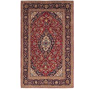 Link to 6' 6 x 11' 4 Kashan Persian Rug
