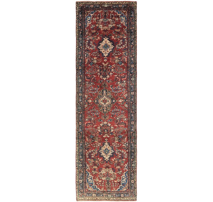 3' 4 x 12' 2 Liliyan Persian Runner ...
