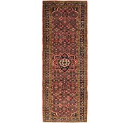 Link to 3' 9 x 11' Hossainabad Persian Runner Rug