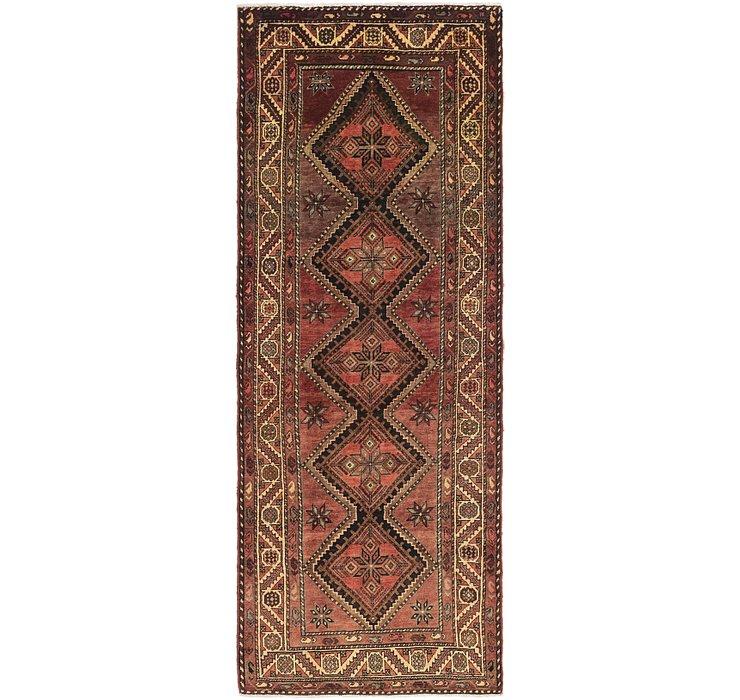 3' 9 x 9' 6 Chenar Persian Runner Rug