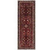 Link to 3' 4 x 10' 3 Hamedan Persian Runner Rug