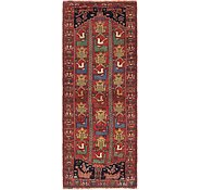 Link to 3' 5 x 8' 10 Yalameh Persian Runner Rug