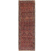 Link to 117cm x 353cm Shahsavand Persian Runner Rug