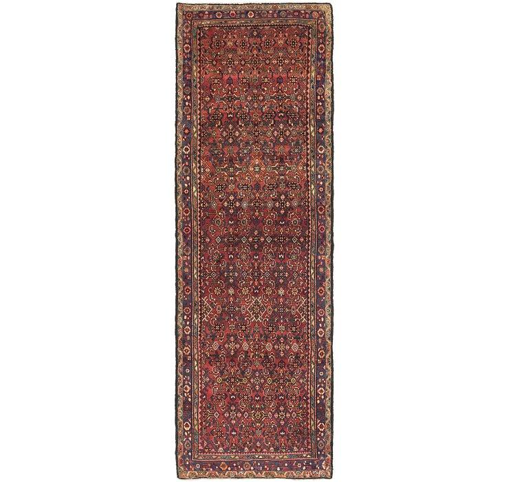3' 10 x 11' 7 Shahsavand Persian Runn...