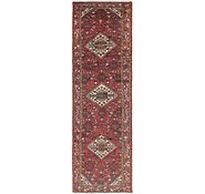 Link to 3' 3 x 11' Hossainabad Persian Runner Rug