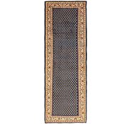 Link to 102cm x 305cm Farahan Persian Runner Rug