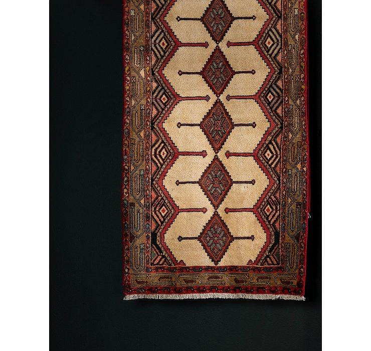 100cm x 305cm Chenar Persian Runner Rug