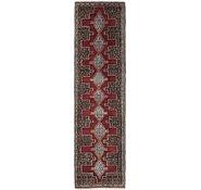 Link to 2' 8 x 10' 3 Sanandaj Persian Runner Rug