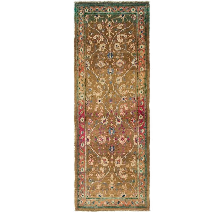 3' 7 x 9' 5 Mahal Persian Runner Rug