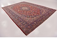 Link to 9' 10 x 14' Kashan Persian Rug
