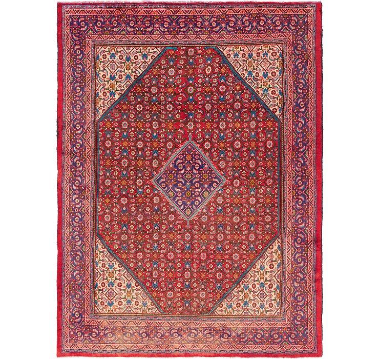 9' 6 x 12' Mahal Persian Rug