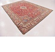 Link to 8' 7 x 12' Sarough Persian Rug