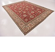 Link to 9' 3 x 12' 8 Tabriz Persian Rug