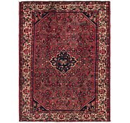 Link to 5' x 6' 10 Hossainabad Persian Rug