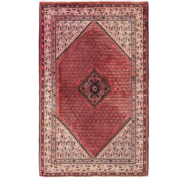 4' 2 x 6' 7 Botemir Persian Rug