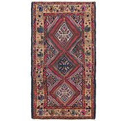 Link to 2' 7 x 4' 9 Chenar Persian Rug
