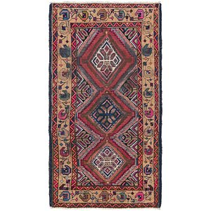 Link to 80cm x 145cm Chenar Persian Rug item page