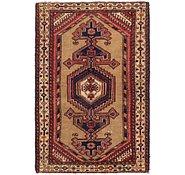 Link to 3' 7 x 5' 4 Zanjan Persian Rug