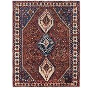 Link to 5' 2 x 7' Hamedan Persian Rug