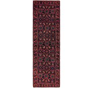 Link to 3' 4 x 11' Shiraz Persian Runner Rug