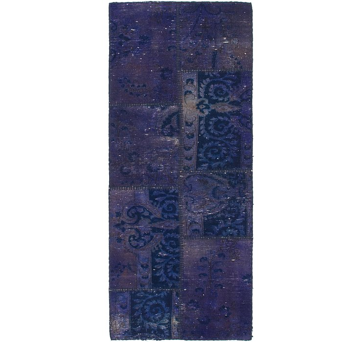 2' 7 x 6' 7 Ultra Vintage Persian R...