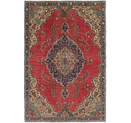 Link to 6' x 9' 4 Tabriz Persian Rug