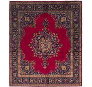 Link to 9' 10 x 11' 3 Tabriz Persian Rug
