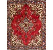 Link to 9' 9 x 12' 7 Tabriz Persian Rug