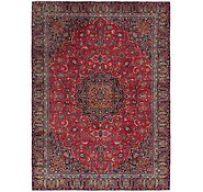 Link to 8' 8 x 12' Mashad Persian Rug
