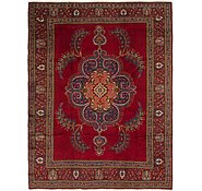 Link to 9' 7 x 12' 6 Tabriz Persian Rug