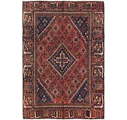 Link to 6' 6 x 9' 5 Joshaghan Persian Rug