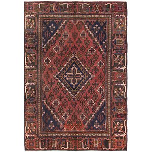6' 6 x 9' 5 Joshaghan Persian Rug
